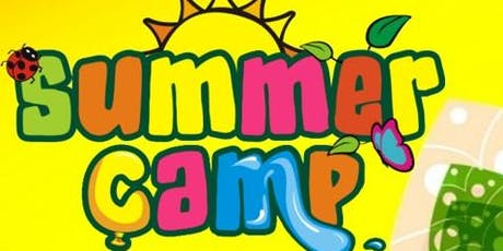 WEEK 4 (July 29 - Aug 2) - MAC EnrichIt! Summer Camp 2019 tickets