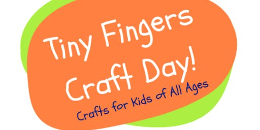Tiny Fingers Craft Days
