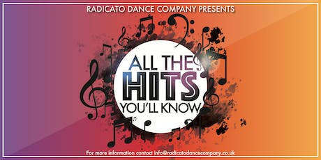 RDC - All The Hits You'll Know tickets