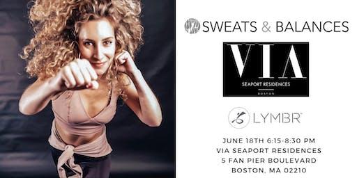Sweats & Balances x Boston Pop-Up x KickItByEliza + Female Entrepreneurship
