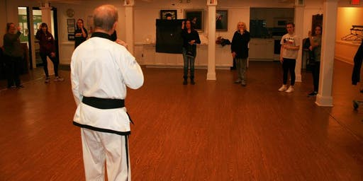 Women's Self-Defense Workshop - Part 1- (Freeport Memorial Library)