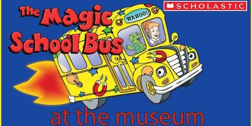 Magic School Bus at the Museum 10:30 Session