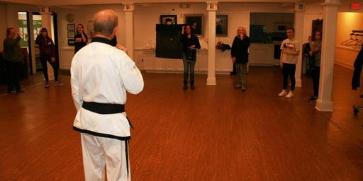 Women's Self-Defense Workshop - Part 2 - (Freeport Memorial Library)