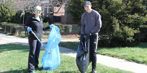 Bain Park/Neighborhood Clean Up - 06/22/2019