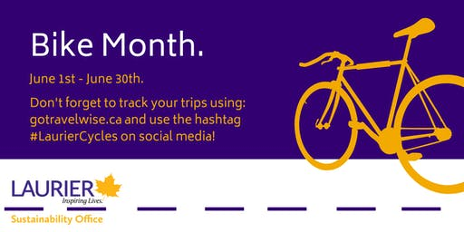 Drop by for Drop Mobility: Laurier's Bikeshare Launch