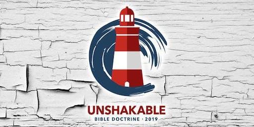 2019 Wisconsin District Senior Bible Quizzing Banquet