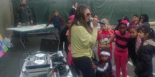 Emceeing, DJing and Breaking workshop with Cypher Hip Hop