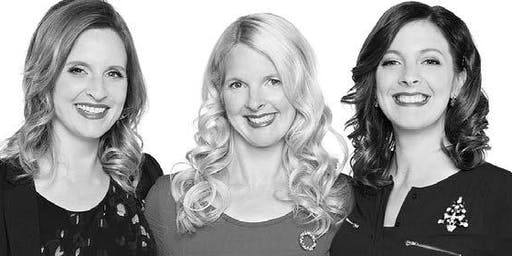 The Bow Valley Music Club proudly presents The Ennis Sisters Christmas Show (Belle Plaine opens)