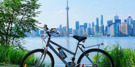 BR Toronto Island Bike Tour tickets