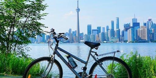 BR Toronto Island Bike Tour