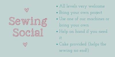 June Sewing Social