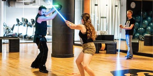 Lightsaber Combat Basics
