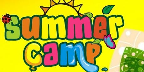 WEEK 5 (Aug 6 - 9) - MAC EnrichIt! Summer Camp 2019 tickets