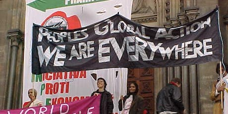 Social Movements then and now: 20 years on for global cooperation tickets