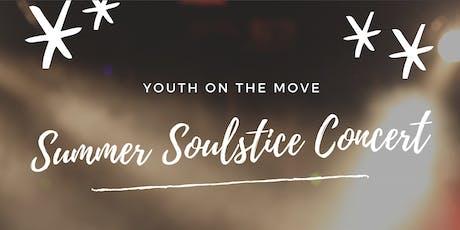 Summer Soulstice Concert tickets