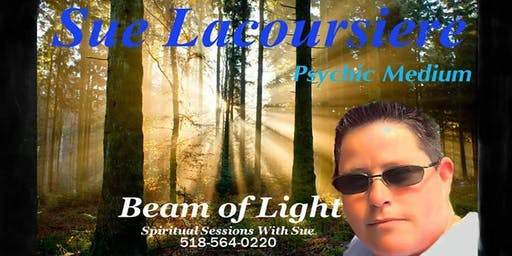 Dinner and a Reading with Psychic Medium Sue L