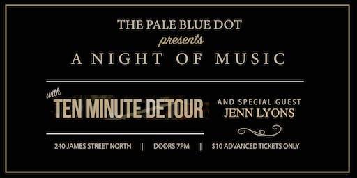 Ten Minute Detour  @ The Pale Blue Dot