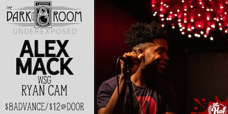 Underexposed: Alexander Mack wsg Ryan Cam tickets
