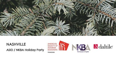 ASID / NKBA Holiday Party at Daltile tickets