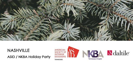 ASID / NKBA Holiday Party at Daltile