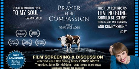 Prayer for Compassion Screening in Kansas City tickets