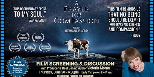 Prayer for Compassion Screening in Kansas City