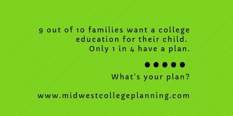 Dayton Area-Free College Planning Event tickets