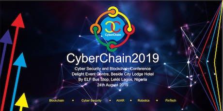 CyberChain2019 tickets