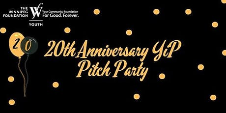 YiP 20th Anniversary Pitch Party  tickets