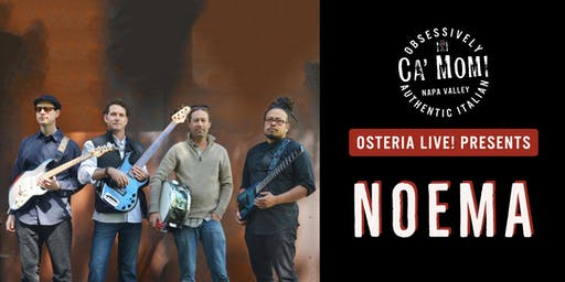 Osteria Live! Presents: Noema