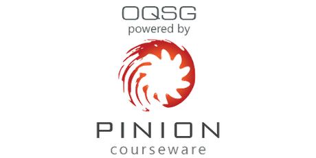 9/25/2019 OQSG Evaluator Training tickets