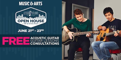 Lesson Open House | Open Mic Night