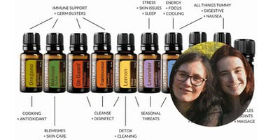 Introduction to Essential oils make and take workshop