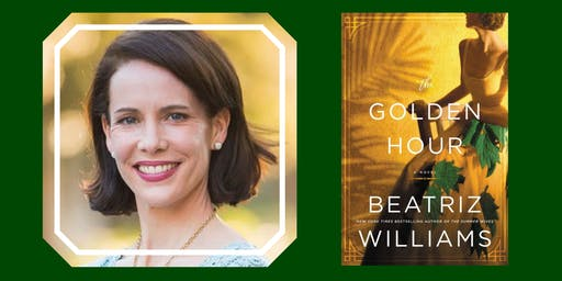 Book Release Party for Beatriz Williams' The Golden Hour