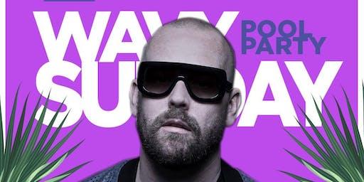 Sander Kleinenberg // Wavy Sundays Pool Party // EPTX // 06.16.19
