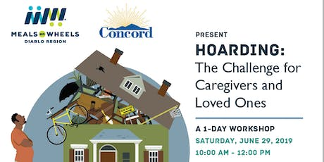 Hoarding: The Challenge for Caregivers & Loved Ones tickets