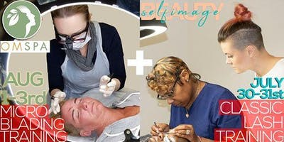 CHICAGO LASH AND BROW TRAINING