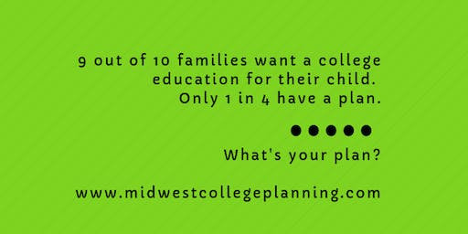 Dayton Area-Free College Planning Event