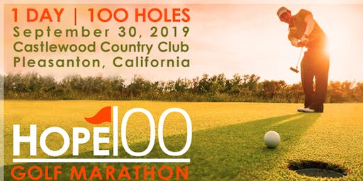 Hope 100 Golf Marathon