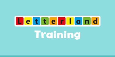 Letterland Training -Train the Coach -3 day in Statesville, North Carolina  tickets