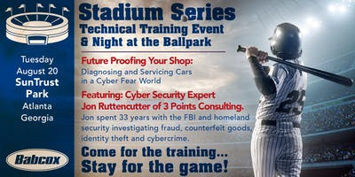 Technical Training Event Featuring Cyber Security Expert Jon Ruttencutter