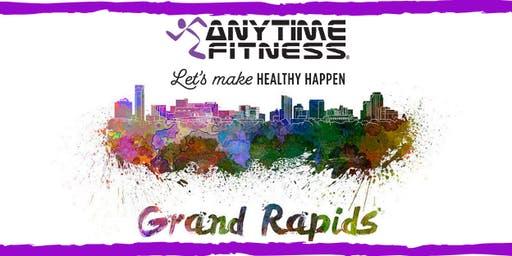 Anytime Fitness Sales and Leadership Training (FAC Region 2 & 6)