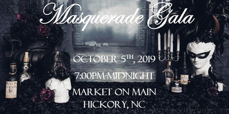 3rd Annual Masquerade Gala  tickets