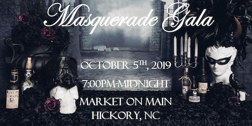 3rd Annual Masquerade Gala