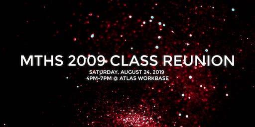 MTHS 2009 CLASS REUNION