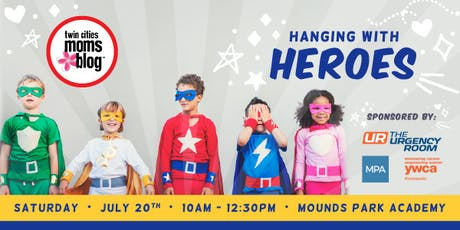 2nd Annual Hanging with Heroes tickets