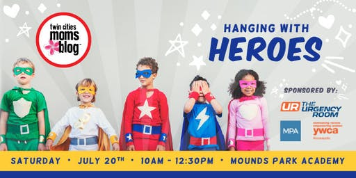 2nd Annual Hanging with Heroes