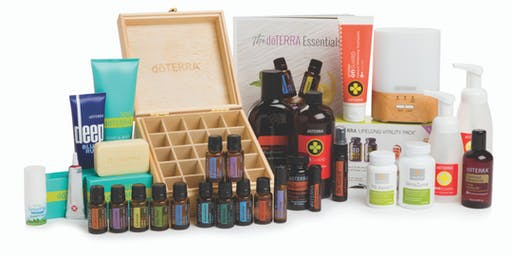 Essential Oils 1-on-1 Wellness Chats