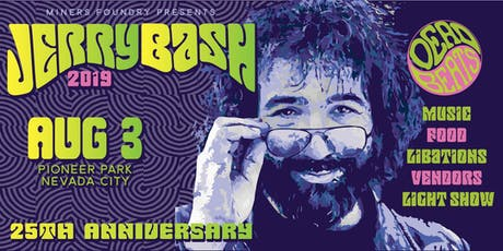 Jerry Bash 2019 tickets