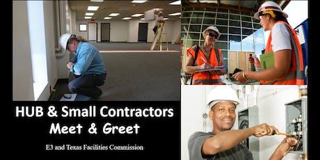 Subcontractors & HUB Meet & Greet for E3 tickets